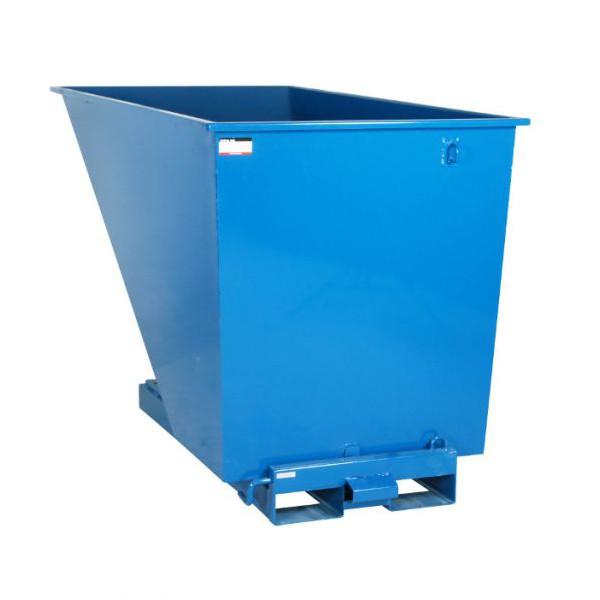 Benne auto-basculante pour chariot élévateur 600 litres