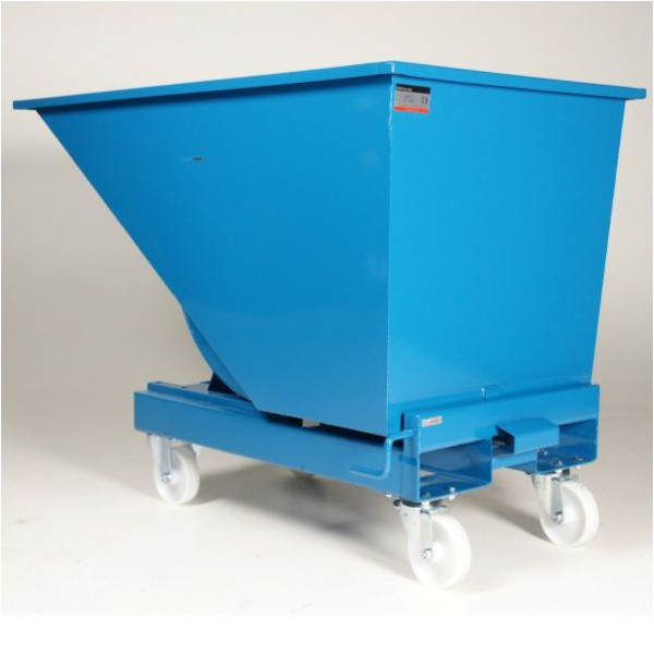 Benne mobile auto-basculante 2000 litres