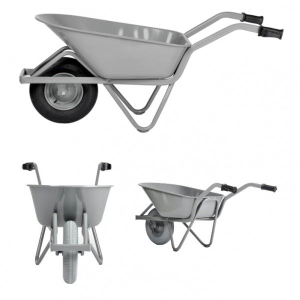 Brouette ergonomique Easy Rider 80 litres