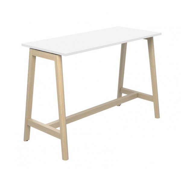 Table haute NET WOOD - 160 x 70 x 105cm