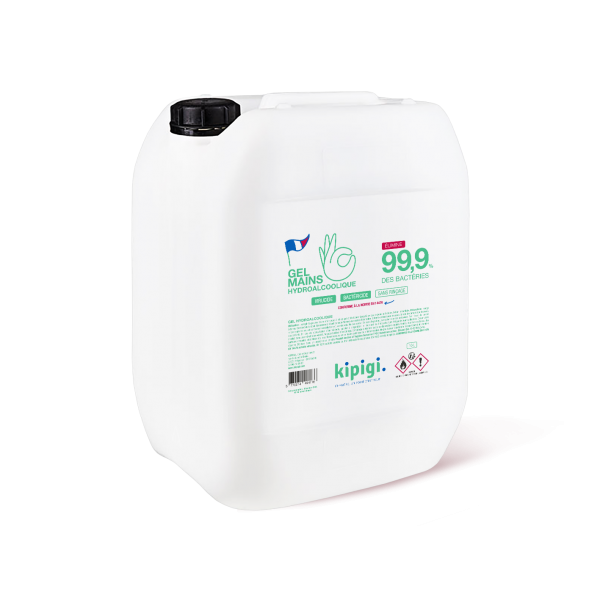 Gel hydro alcoolique – Bidon de 10L