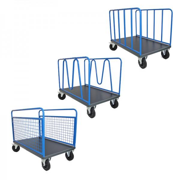 Chariots 2 ridelles 300 kg