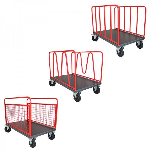 Chariots 2 ridelles 500 kg