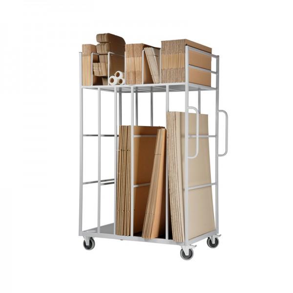 Chariot porte cartons - 150 kg