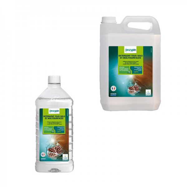 Produits désinfectants Ecolabel