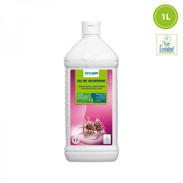 Gel détartrant WC Ecolabel