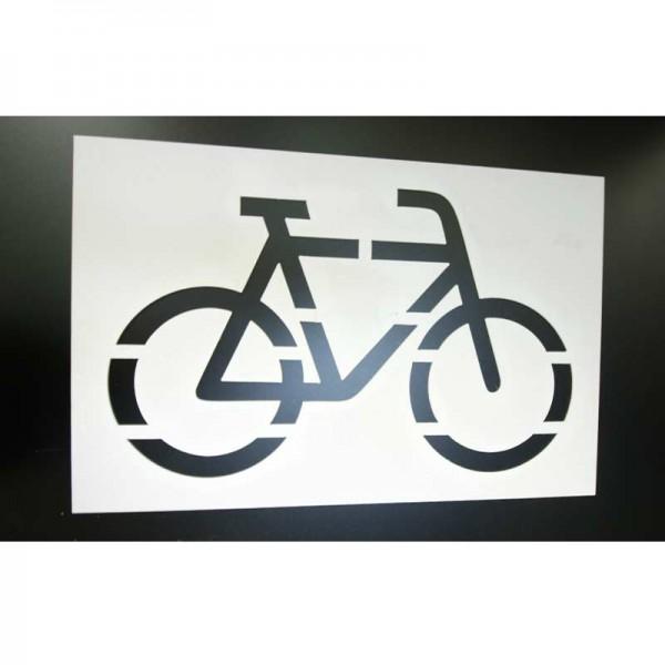 Pochoirs pour vélo