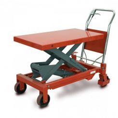 Table élévatrice manuelle Charge 750Kg