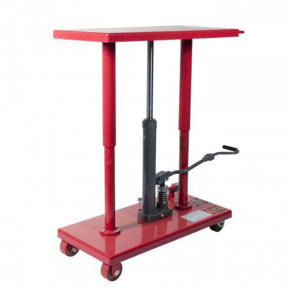 table l vatrice manuelle charge 455kg roll. Black Bedroom Furniture Sets. Home Design Ideas