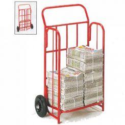 Diable porte journaux ou magazine