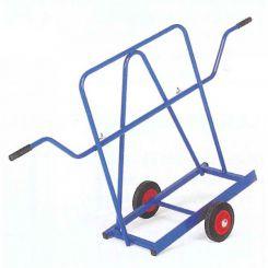 Chariot à panneaux