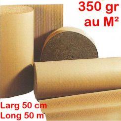 Carton ondulé 350g