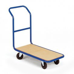 Chariot pour magasin - 900 x 500 - Charge 250 Kg