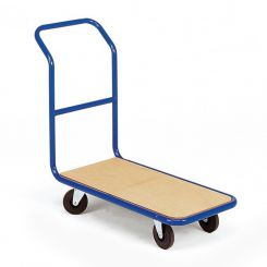 Chariot pour magasin - 1300 x 700 - Charge 350 Kg
