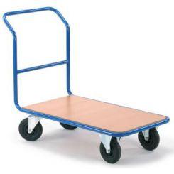 Chariot de manutention à roues gonflées - 225 kg