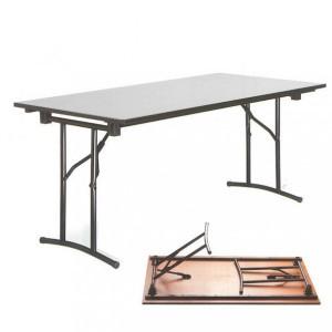 Table polyvalente pliante