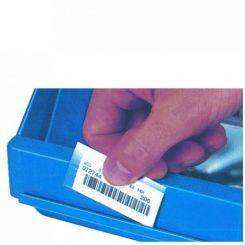 Étiquettes pour bac à cloisons amovibles