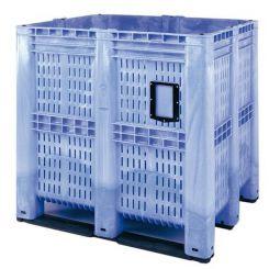 Caisse Super Volume 1400 litres - Ajourée