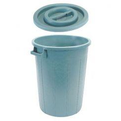 Tonneau cylindrique 100 litres