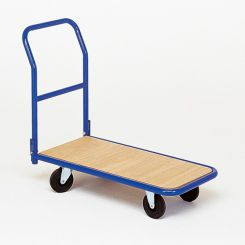 Chariot à dossier rabattable - 1100 x 600 mm