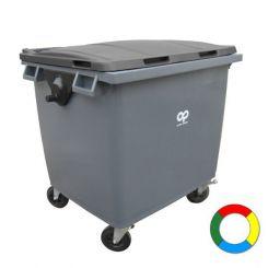 Conteneur poubelle - 1000 litres