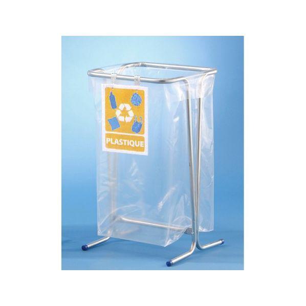 panneaux affichage tri s lectif pour support sac poubelle roll. Black Bedroom Furniture Sets. Home Design Ideas