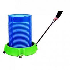 Plateau collecteur pour fût 200 litres