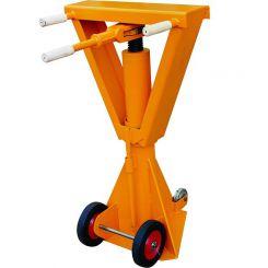 Vérin stabilisateur pour matériel très lourd|45 tonnes