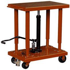 Table de mise à niveau hydraulique 900kg