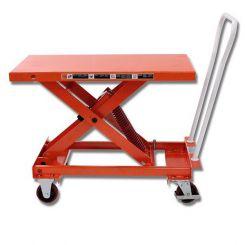 Table élévatrice inclinable 400 kg