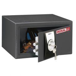 Coffre-fort à clé sécurité 10 litres