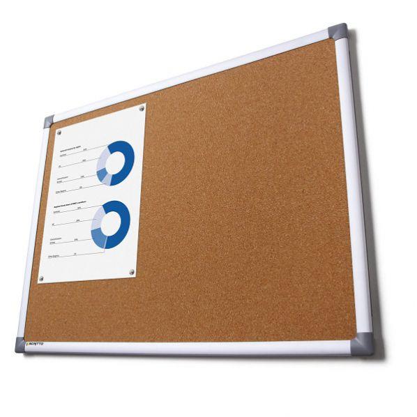panneau d 39 affichage en li ge prix eco rolleco. Black Bedroom Furniture Sets. Home Design Ideas