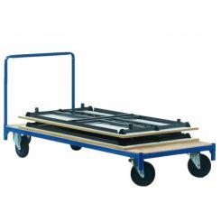 Chariot 1 dossier pour tables