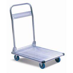 Chariot pliant en aluminium