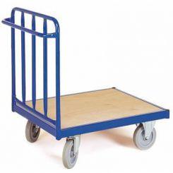 Chariot de manutention 1 dossier - charge lourde 1200 kg