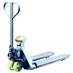 Système mobile de pesage 2000kg INOX 316