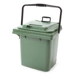 Conteneur poubelle avec poignée - 45 litres