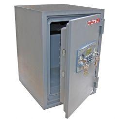 Coffre-fort ignifuge 1h à serrure électronique