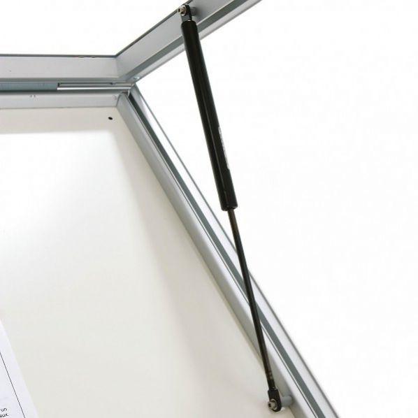 vitrine exterieur eclairage led sur pied verre securit 5 Meilleur De Eclairage Vitrine Phe2