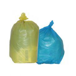 Sac poubelle de couleur a dechets standards 50 litres