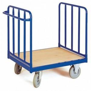 Chariot 2 côtés charge lourde - 1200 kg