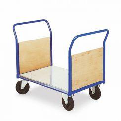 Chariot 2 cotés en bois