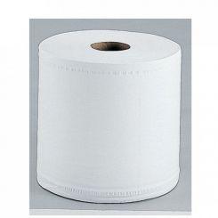 Bobine essuyage blanche 1000 formats 2 plis 21x30cm