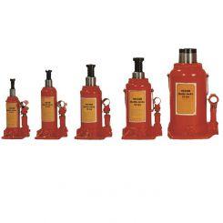 Cric bouteille compact - Charge 3 à 30 tonnes