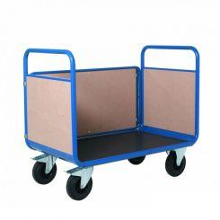 Chariot 3 cotés en bois