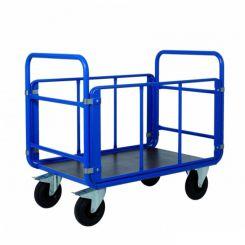 Chariot 4 cotés tubulaires