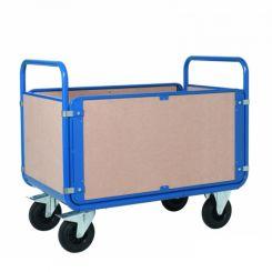 Chariot 4 cotés en bois