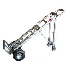 Diable chariot aluminium 3 en 1