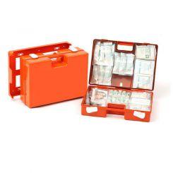 Valise de premiers secours avec contenu - Norme DIN 13169