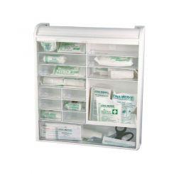 Armoire à pharmacie plastique avec volet